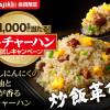 味の素 新製品「ザ・チャーハン」を合計1,000名様にプレゼント!