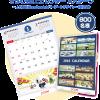 2016年 ざっくぅオリジナル卓上カレンダーを合計1600名様にプレゼント!