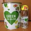 【当選】新・グリーンダカラ 3本入りオリジナルペール缶